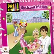 CD * DIE DREI !!! (AUSRUFEZEICHEN) - 53 - HOCHZEITSFIEBER # NEU OVP =