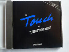 rare CD The Touch & Terence Trent D'Arby Early Works, neu