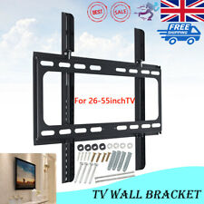 Slim TV Bracket Wall Mount For TV 26 30 32 37 40 42 44 47 55 inch LCD LED Plasma