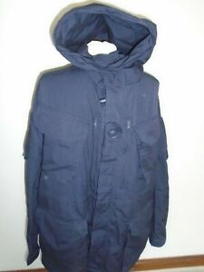 ROYAL NAVY WINDPROOF SMOCK SIZE HEIGHT 170CM CHEST 104CM GENUINE RN ISSUE