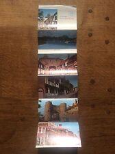Set 6 Colour Photographs Postcard Lettercard RYE &  WINCHELSEA East Sussex