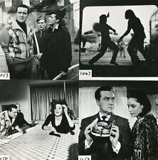 "DIANA RIGG PATRICK MACNEE ""CHAPEAU MELON..."" (THE AVENGERS) VINTAGE PHOTO EP"