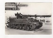 Imperial War Museum M40 155mm Self-Propelled Gun 1974 RP Postcard 383b