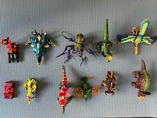 Transformers Dinobots Beast Machines Deluxe Lot + Bonus Beast Machines Toys