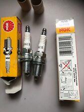 2 X NGK BCPR6ES Spark-Plugs for Ford, Citroen, Peugeot, Jaguar, Volvo, Fiat, TVR