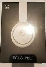 Beats by Dr. Dre Pro Headband Headphones - White