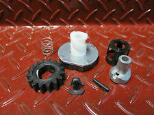 briggs and stratton lawnmower electric starter motor drive gear kit for roll pin