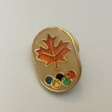 Canadian Olympic Pin Badge Noc From 1976 Montreal Olympiad