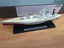 34 DIE CAST NAVI DA GUERRA  Großlinienschiff Westfalen Corazzata 1:1250