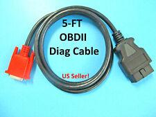 OBD2 OBDII Main Test Data Cable For LAUNCH Creader CR 3008 Diagnostic Scanner