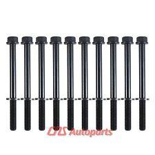 Cylinder Head Bolts 96-00 Honda Civic / Delsol 1.6L SOHC 16V D16Y5 D16Y7 D16Y8