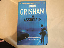 The Associate by John Grisham Good Used Condition FREE Postage