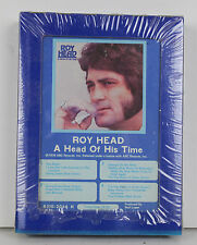 New NOS Roy Head 8 Track Tape Cartridge A Head of His Time Country Rockabilly