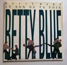"BETTY BLUE : Le son de ta voix / Nelly 7"" 45T 1987 French pop PHILIPS 870113-7"