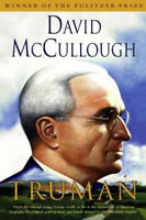 Truman by David McCullough Hardcover book FREE SHIPPING