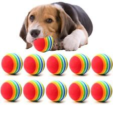 10 Pack  Tennis Balls Toys Puppy Play Pets For Small Dogs Game Mini Size