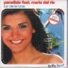 Paradisio Luz de la luna (feat. Maria del Rio, cardsleeve) [Maxi-CD]