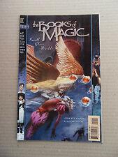 Books Of Magic 12 . DC / Vertigo 1995 - VF - minus