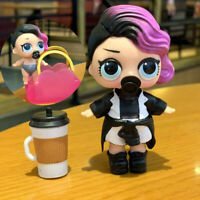 A original head For LOL Surprise Doll PUNK BOI BOY SERIES color change sdit