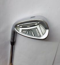 Polished Left Handed Ping i20 Green Dot Pitching Wedge CFS Stiff Steel Shaft