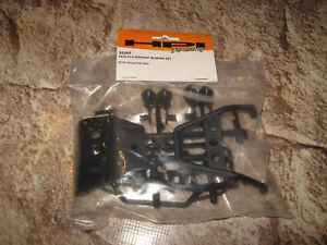RC HPI Nitro Monster King Skid Plate & Front Bumper Set 85265