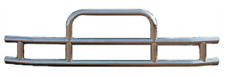 Kenworth T680, T700 Grille Deer Guard (Bumper Guard) with Brackets