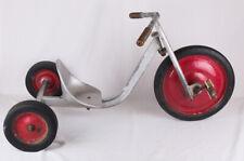 RARE Playground Big Wheel, 3-Wheel Metal Toy, Vintage