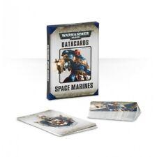 Warhammer 40,000 Datacards: Space Marines New / Sealed