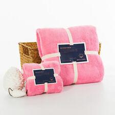 Handtuch Badetuch Saunatuch Schönheitssalon Badezimmer Hautfreundlich Unifarbe