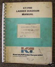 Kearney Trecker Gemini Cnc Kt/Pmi Ladder Mh12 Manual