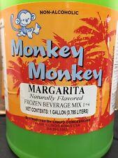 Margarita Frozen Beverage Mix Case 4 1 Gallon Slush Mix Drink Concentrate Monk