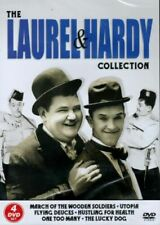Laurel And Hardy Collection DVD set Oliver Hardy; Stan Laurel Gift Present Idea