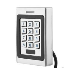 Waterproof IP68 RFID Card Door Access Controller Keypad System Home Security
