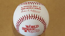 1980 Rawlings Official WORLD SERIES Baseball PHILADELPHIA PHILLIES