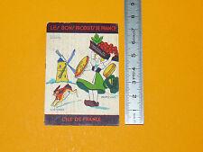 CHROMO 1930-1939 PHOSPHATINE FALIERES BONS PRODUITS ILE DE FRANCE LOUIS GOUGEON