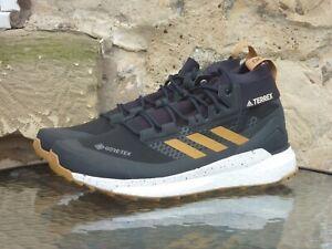 2020 Adidas Terrex Free Hiker Gore-Tex UK10 / US10.5 Boost Hiking Running RRP180