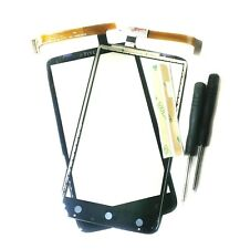 HTC 1 One X S720E G23 Touch Screen Digitizer Front Glass Display Lens Black