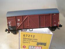 Brawa N Oldtimer Güterwagen neu mit OVP 67212