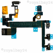 Original iPhone SE AUS AN Volúmen de sonido Interruptor Cable On/Off