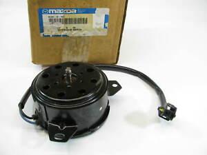 NEW KLG5-15-150 Engine Cooling Radiator Fan Motor OEM For 1998-1999 Mazda 626