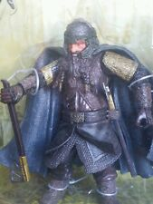 Lord of the Rings Return of the King GIMLI Pelennor Fields Loose Figure