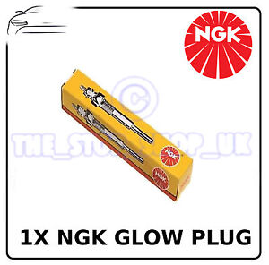 NGK New Glow Plug Citroen Fiat Ford Mini Peugeot Toyota Volvo VW X1 (5207) YE05