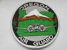 RAF/USAF  squadron cloth patch Oregon air guard