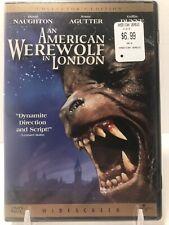 An American Werewolf in London (Dvd, 2001, Subtitled Spanish 00006000 )