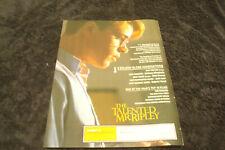 The Talented Mr. Ripley 1999 Oscar ad Matt Damon & Music Of The Heart Streep