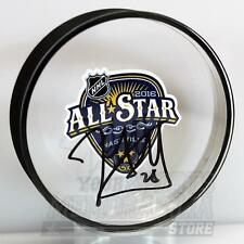 John Scott Signed Autographed 2016 NHL All-Star Game Acrylic Puck