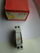 NEW LEGRAND 10 AMP 01205 SINGLE POLE FUSE HOLDER