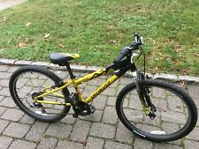 Specialized Hotrock extra small mans mountain bike boys black aluminum bicycle