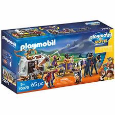 Playmobil 70073 Playmobil: The Movie Charlie with Prison Wagon Play Set, Age 5+