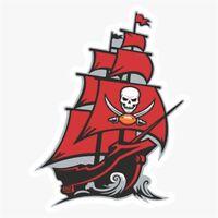 Tampa Bay Buccaneers Secondary Logo DieCut Vinyl Decal Buy 1 Get 2 FREE